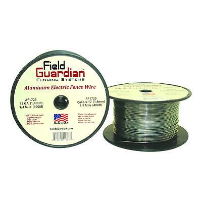 Field Guardian 17ga Aluminum Wire 14 Mile Electric Fence Af1725 814421011688