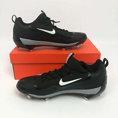 best loved 45ef7 f4908 Nike Air Huarache 2KFilth Elite Low Metal Baseball Cleats Black Size 11  Black