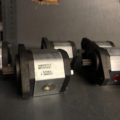 Marzocchi Ghp1a D-4-s1 Hydraulic Gear Pump