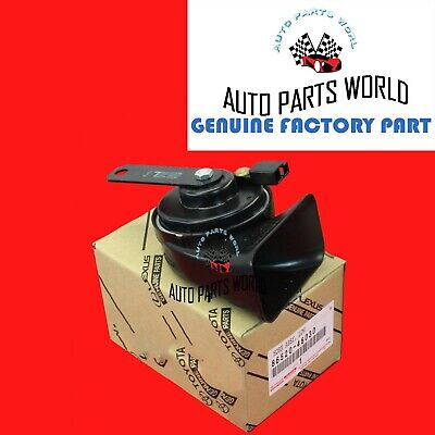 GENUINE TOYOTA CAMRY AVALON VENZA LEXUS ES350 LOW NOTE/PITCHED HORN (Horn Low Note)