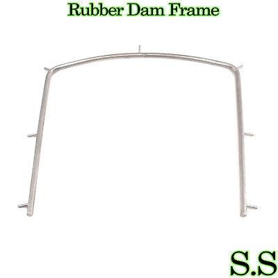 Rubber Dam Frame Small 4 X 4 Dental Instruments