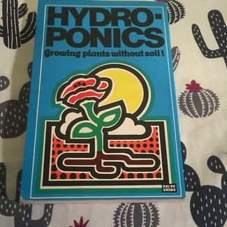 HYDROPONICS Growing Plants Without Soil by DUDLEY HARRIS