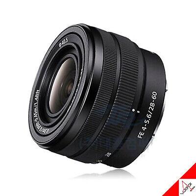SONY FE 28–60mm F4–5.6 SEL2860 Lens [Bulk Box] -100% Authentic
