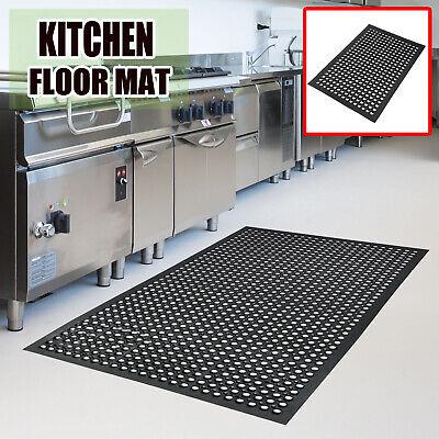 "Industrial Heavy-Duty Anti-Fatigue Floor Mat 36""x60"" For kitchen Warehouse"