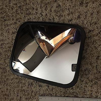 7.5x9.5 Mirror Rectangle Fits Excavator John Deeredoosanvolvojcbcase