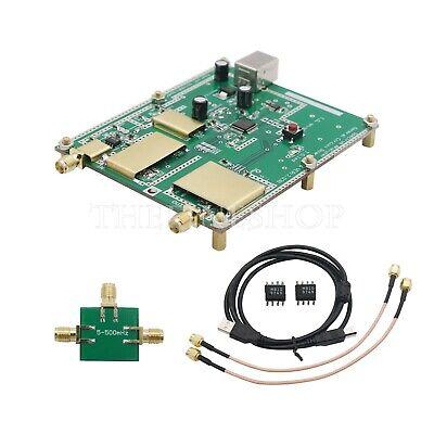 New Simple Rf Spectrum Analyzer Tracking Generator 33mhz-4400mhz D6 Adf4351 Vfo