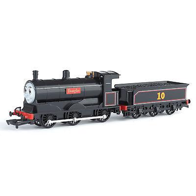 Bachmann Trains Thomas And Friends Douglas Engine HO Scale Train w/ Moving Eyes