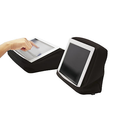 Bosign Tabletpillow Hitech 2 Tablet-Kissen schwarz 27 x 22 cm, h 9,5 cm (Tablet-kissen)