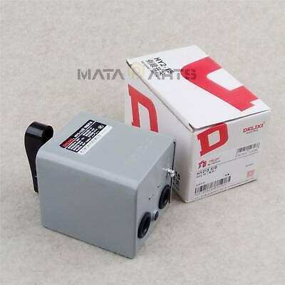 Hy2-15 15a 3 Position Rain Proof Forward Reversing Motor Drum Switch Ac 380v