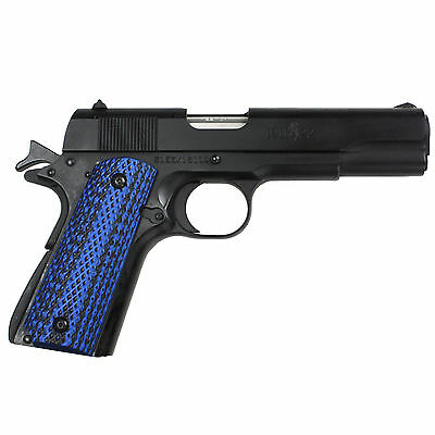 1911 Auto Frame - BROWNING G10 GRIPS 1911-22 and 380 Auto 85% Frame  LOTS OF STYLES AND COLORS