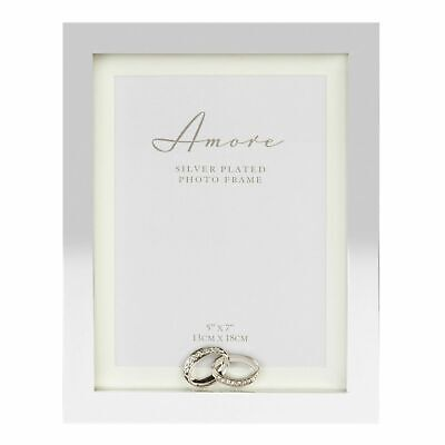 AMORE SILVER PLATED 5
