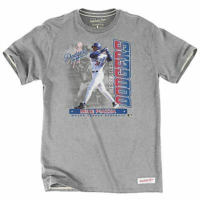5e992fa37ae Mike Piazza Los Angeles Dodgers Mitchell   Ness Player Tee XXL