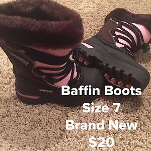 Baby Baffin Winter Boots