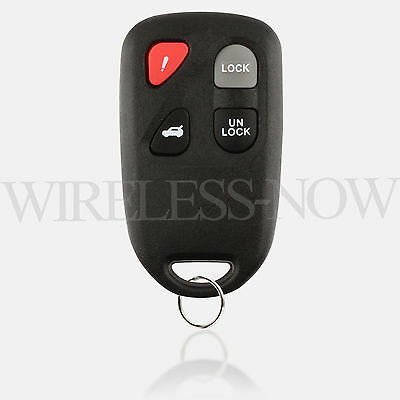 Car Key Fob Keyless Entry Remote Control For 2003 2004 2005 Mazda 6