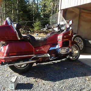 1995 Honda Goldwing to Trade for Boat and Motor