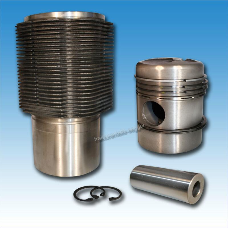 Kolben Zylinder Kolbenringe Kolbenbolzen Deutz F1L712 F2L712 D15 D30 D40 D50  Foto 1