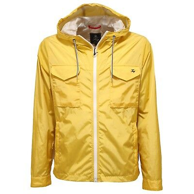 timeless design 29573 df07b Details about 6683V giubbotto antivento uomo FAY yellow windstopper jacket  man