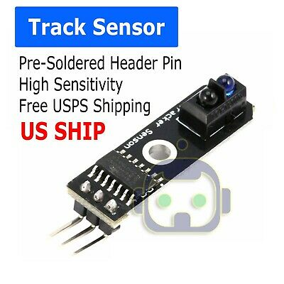 5v 1pc Infrared Line Track Tracker Tracking Sensor Follower Shield For Arduino