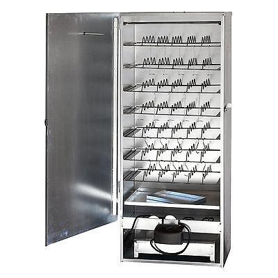 XXL Elektro 110 cm Räucherofen Räucherschrank Räuchertonne Smoker Räuchergrill
