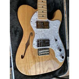 Fender Telcaster '72 Thinline Kenmore Hills Brisbane North West Preview