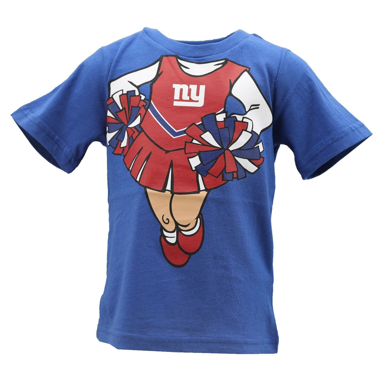New York Giants NFL Team Apparel Infant Toddler Girls Size T-Shirt New with  Tags 4b29ec4c2