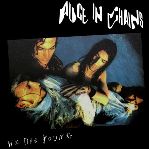 ALICE IN CHAINS We Die Young BANNER HUGE 4X4 Ft Fabric Poster Tapestry Flag art