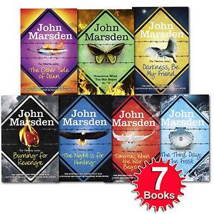 Tomorrow when the war began Series Collection John Marsden 7 Books Set Pack NEW