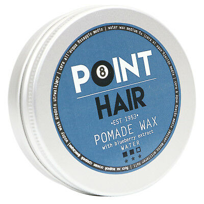 POINT BARBER Hair Pomade Water Based Medium Hold 100mL / 3.4oz NEW for sale  Shipping to India