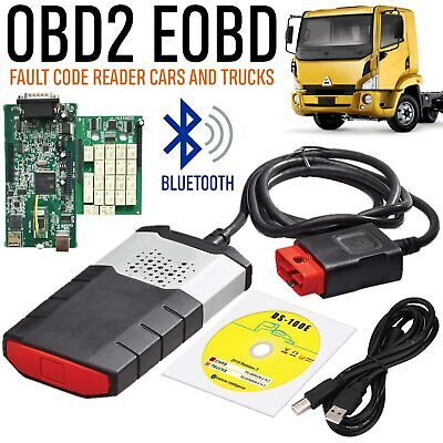 Bluetooth R3 CDP + VCI OBD2 Car Diagnostic Tool Scanning Apparatus For Software
