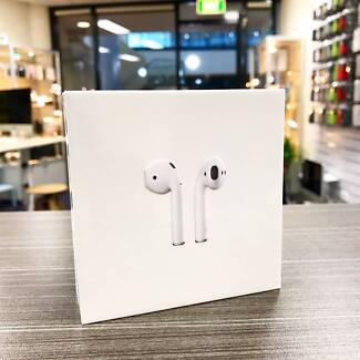 Brand new sealed Apple AirPods in box AU STOCK Apple Warranty.