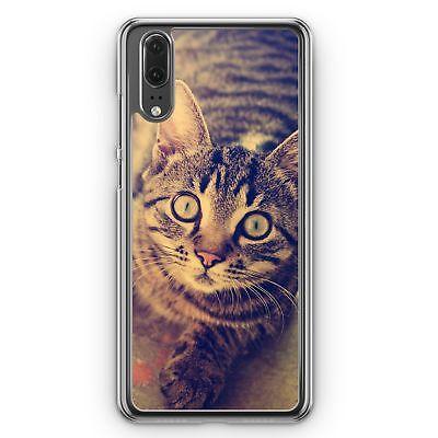 r Hülle Schockierte Katze Foto Motiv Design Tiere Lustig Co (Lustige Tier P)