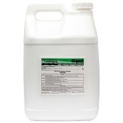 Diquat Aquatic Herbicide  Generic Reward     2 5 Gallon