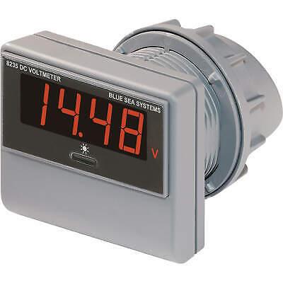 Blue Sea Systems 8235 DC Digital Volt Meter Blue Sea Meter