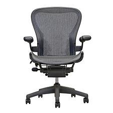 Herman Miller Aeron Mesh Office Desk Chair Medium Size B Basic Free Shipping!
