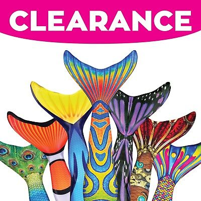 Discontinued Swimmable Mermaid Tails By Fin Fun  Save Big On Clearance Tails