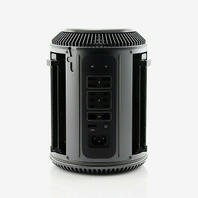 Apple Mac Pro 6,1 (2013) D700 12 Core 2.7GHz 64GB RAM 1TB NVME Video Workstation
