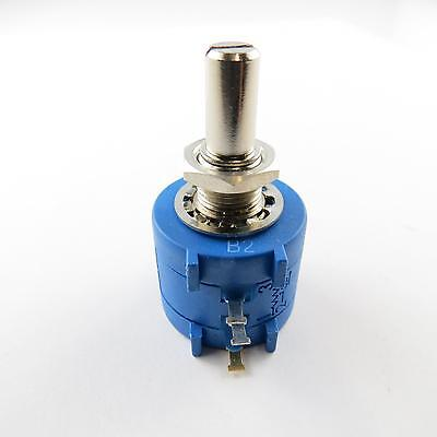 Potentiometer Dreh Multiturn 10 K Ohm 2 Watt 6,35 Mm Linear Poti Widerstand
