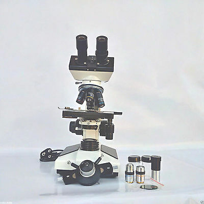 Miko Md52 Phase Contrast Led Microscope For Sperm Waste Water Analysis