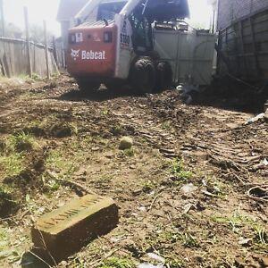 Bobcat Excavation Service