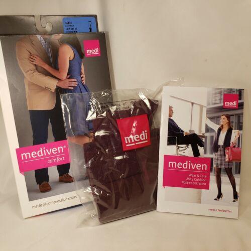 NIP Mediven Comfort 15-20 Over Calf Compression Socks Closed