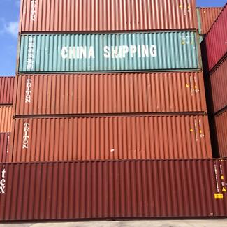 Ft Shipping Containers For Sale Miscellaneous Goods Gumtree - Shipping containers