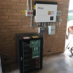 5kw fully installed solar hybrid system. Redwood Park Tea Tree Gully Area Preview