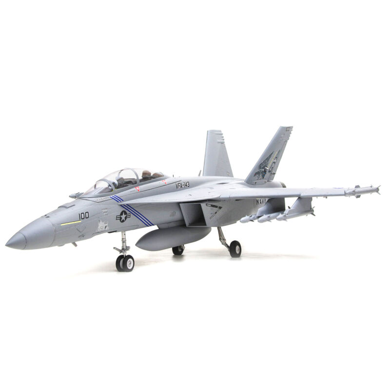 FMS F-18F 70mm EDF V2 Plug N Play