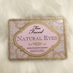 Uesd Too Faced eyeshadow palette for sale