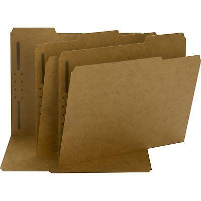 Smead Folder W/Fasteners Letter Kraft 14834