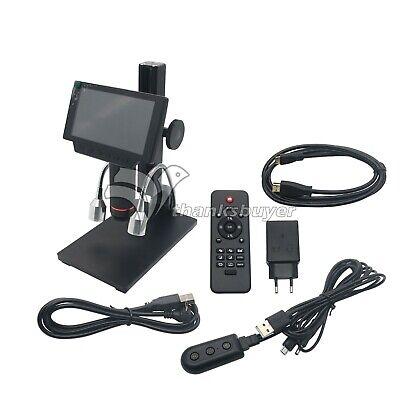 Andonstar Hdmi Microscope 5inch Digital Microscope Adsm302 For Pcb Repair New