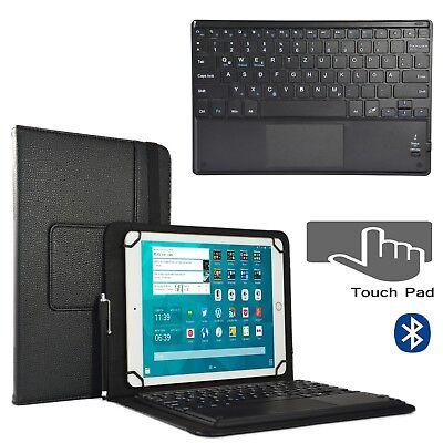 Keyboard mit Touchpad für Acer Iconia One 10 B3-A40FHD Tastatur Hülle 10.1