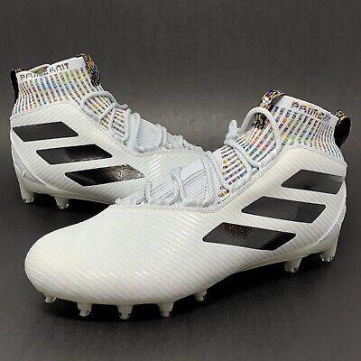 Men NEW SIZE 11 Adidas Crazyquick White
