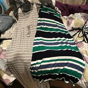 Size 14 maternity dresses $10 each Witheren Ipswich South Preview