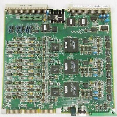 Charmilles Robofil Edm 851 7851 Numerical Control Axe Tv4 Ef-alf 208517851